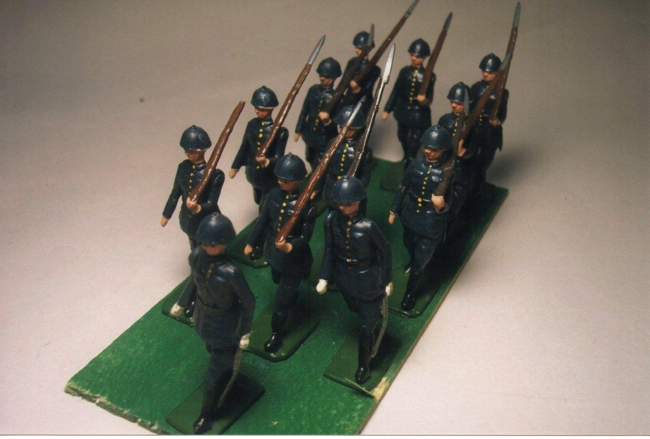 Toy Soldier Collector Early recruiting forays June 2012