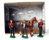 Toy Soldier Collector The Queens Royal Lancers Part 1
