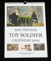 Guideline Publications 2009 toy soldier calendar