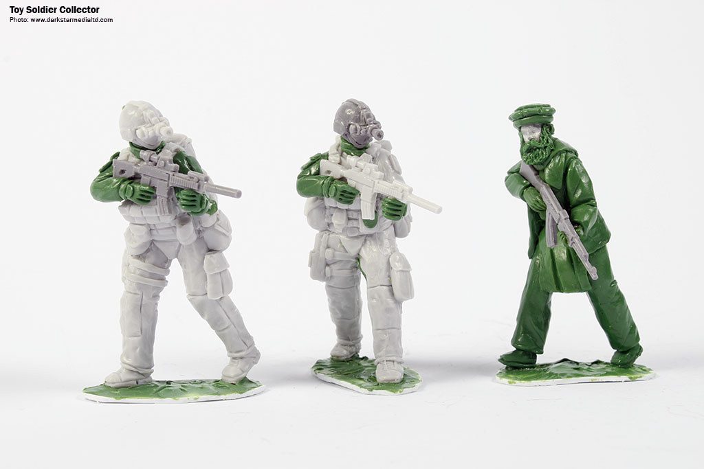 Toy Soldier Collector Open Fire Figures May 2014