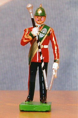 Toy Soldier Collector Forest Music