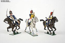 Toy Soldier Collector Tradition of London - British Hussars