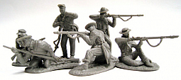 Toy Soldier Collector Cunnyngham Collectibles 44th Tennessee Infantry