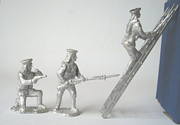 Toy Soldier Collector Dorset Soldiers - Naval Division (or Brigade) in WWI