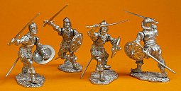 Toy Soldier Collector Morgan Miniatures - New Conquistador