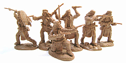 Toy Soldier Collector Paragon Miniatures - Apaches Set 2