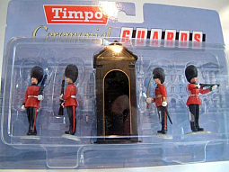Guideline Publications Timpo - Plastic Figures