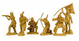 Toy Soldier Collector Toy Soldiers of San Diego - Plains Indians