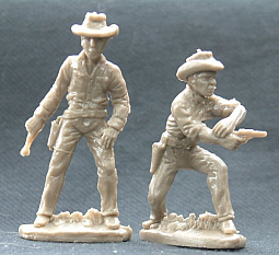 Toy Soldier Collector Weston Toy Co. Gunfighters
