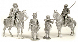 Toy Soldier Collector White Tower Miniatures - Legends of the West